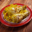 Arroz con Pollo — Stock Photo #37562061