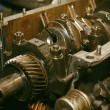 Automobile mechanism — Stock Photo