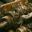 Stock Photo: Automobile mechanism