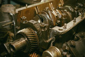 Automobile mechanism — Stock Photo