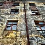 Abandoned house. — Stock Photo