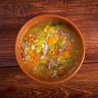 Stock Photo: Scotch Broth Soup