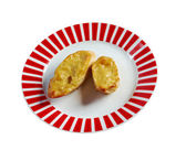 Welsh Rarebit — Stock Photo