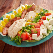 Stock Photo: Cobb Salad
