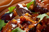 Sicilian Caponata — Stock Photo