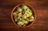 Kartoffelsalat — Stock Photo