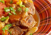 Ossobuco — Stock Photo