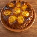 Apfelkuchen - Apple cake — Stock Photo #44318599