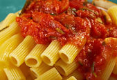Pasta Rigaton — Stock Photo