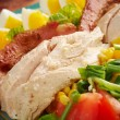 Cobb Salad — Stock Photo