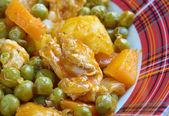 - greek cuisine — Stock Photo