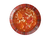"Fasolada.national food of the Greeks"" — Stock Photo"