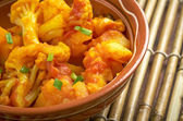Aloo gobi — Stock Photo