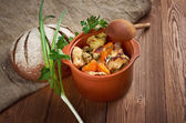 Packer Country stew — Stock Photo
