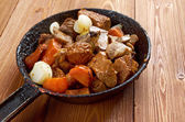 Venison ragout — Stock Photo