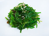 Salad with Seaweed — Stock Photo
