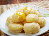 Loukoumades — Stock Photo