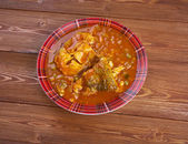 Kerala Fish Curry — Stock Photo