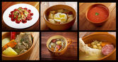 Spanish  traditional  cuisine. — Stock Photo