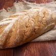 Close-up on traditional bread. — Stock Photo #49554285