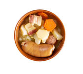 Dublin coddle — Stock Photo