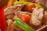Beef kaldereta — Stock Photo