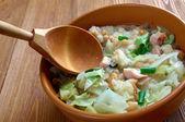 Ribollita famous Tuscan soup — Photo