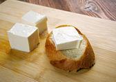 Ackawi cheese  — Stock Photo