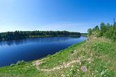 Pinyega River  — Stockfoto