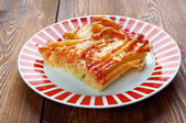Macarrones con queso — Foto de Stock
