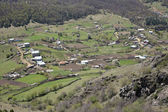 Dağ köyü — Stok fotoğraf