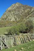 Mountains of Karachai-Cherkess — Stock Photo