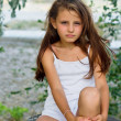 Pretty little girl — Stock Photo #15598425