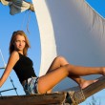 Attractive teen girl — Stock Photo #17132559