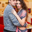 Portrait of a young couple — Stock Photo #19465005