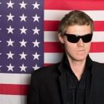 Man in sunglasses — Stock Photo #22152745