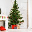 Decorated living room — Stock Photo #49260223