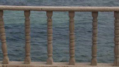 Moře, vlny — Stock video