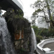Decorative waterfall — 图库视频影像