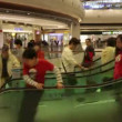 Hong Kong major shopping center — Video Stock