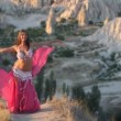 Stock Video: Belly dance