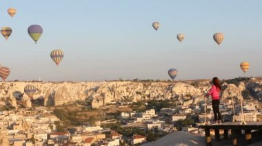 Travel across Turkey — Stock Video