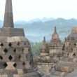 Stock Video: Borobudur