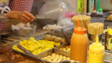 Koken, thailand — Stockvideo