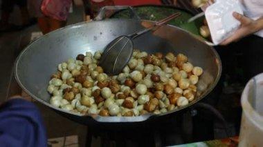 Asian cuisine — Stock Video