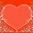 Heart shape - Imagen vectorial
