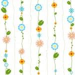 Floral ornament design — Stock Vector #12041960