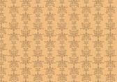 Retro wallpaper pattern — Stock Vector
