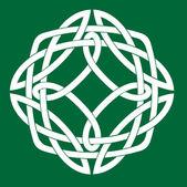 Celtic Knot Motif — Stock Vector