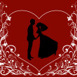 Wedding invitation - Imagen vectorial